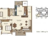 Two Bhk Home Plans Luxury 2 3 Bhk Apartments In Bharuch House Plan for