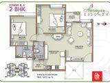 Two Bhk Home Plans Narayan Essenza House Plan 2 3 Bhk Apartments In Vadodara
