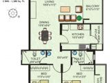 Two Bhk Home Plans Presidency Spectrum 1 2 and 3 Bedroom Flats Apartments