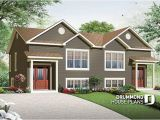 Two Family Home Plans Multi Family Plan W3062 Detail From Drummondhouseplans Com