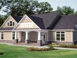 Two Homes In One Plans 2 Story Craftsman House 1 Story Craftsman Style House