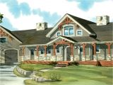 Two Homes In One Plans Two Story Brick House Plans with Front Porch