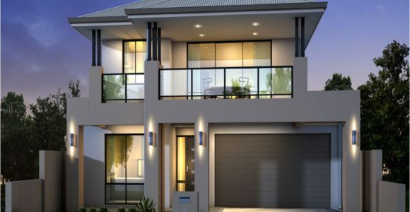 Two Storey Home Plans Modern Two Storey House Designs Modern House Plan