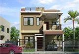 Two Storey Home Plans Modern Two Storey House Plans Lesmursinfo One Design 3