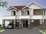 Two Storey Home Plans Two Story House Plans Kerala Perspective Series House