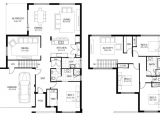 Two Storied House Plan Luxury Sample Floor Plans 2 Story Home New Home Plans Design