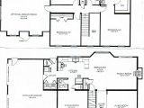 Two Storied House Plan Two Story House Plans