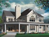 Two Story Country House Plans with Wrap Around Porch 19 Farmhouse Wrap Around Porch Floor Brick