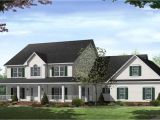 Two Story Country House Plans with Wrap Around Porch formal Dining Room Colors Country House Plans with