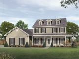 Two Story Country House Plans with Wrap Around Porch House Plans and Design House Plans Two Story Porches