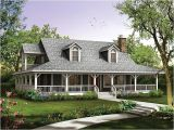 Two Story Country House Plans with Wrap Around Porch Plan 057h 0034 Find Unique House Plans Home Plans and