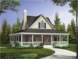 Two Story Country House Plans with Wrap Around Porch Plan 057h 0040 Find Unique House Plans Home Plans and