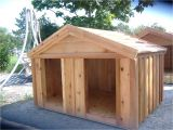 Two Story Dog House Plans Diy Dog House for Beginner Ideas