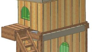 Two Story Dog House Plans Insulated Dog House Plans 15 total Double Decker Dog