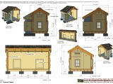 Two Story Dog House Plans Two Story Dog House Plans