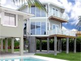 Two Story Florida House Plans Florida Two Story House Plans Stilt Beautiful Two Story