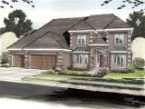 Two Story French Country House Plans 2 Story French Country House Plan Hillsborough
