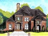 Two Story French Country House Plans French Country Style House Plans 2792 Square Foot Home