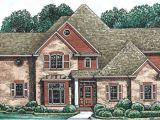 Two Story French Country House Plans French Country Style House Plans 2830 Square Foot Home