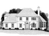 Two Story French Country House Plans Twin Lakes Country French Home Plan 013d 0093 House
