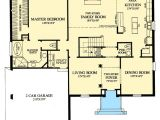 Two Story Home Plans Master First Floor Colonial Home with First Floor Master 32547wp