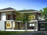 Two Story Home Plans Modern House Plans 2 Story