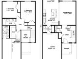 Two Story Home Plans Two Story House Plans with Photos