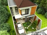 Two Story House Plans for Narrow Lots Two Story Narrow Lot House Plan Pinoy Eplans