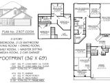 Two Story Living Room House Plans Narrow Monte Smith Designs House Plans