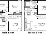 Two Story Mobile Homes Floor Plans Restore the Shore Collection by Ritz Craft Custom Homes