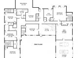 U Shaped Home Plans U Shaped House Plans Single Level Home Ideas Floor