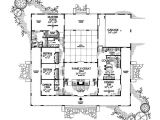 U Shaped Home Plans with Courtyard U Shaped House Plans with Courtyard Shaped House Plan
