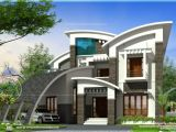 Ultra Modern Home Designs Plans Super Luxury Ultra Modern House Design Kerala Home