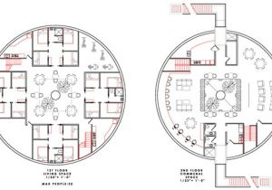 Underground Dome Home Plans Subterranean Home Plans Find House Plans