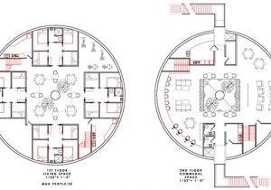 Underground Dome Home Plans Subterranean Home Plans Find House Plans