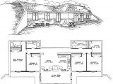 Underground Home Floor Plans Awesome Earth House Plans 7 Earth Sheltered Home Plans