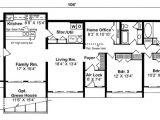 Underground Home Floor Plans Earth Sheltered Home Plans Earth Berm House Plans and In
