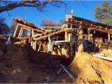 Underground Home Plan Underground Cob House Photo Story