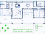 Underground Home Plan Underground House Plans Blueprints