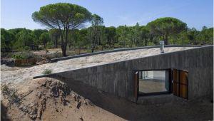 Underground Home Plans Concrete Underground Desert House Joy Studio Design Gallery