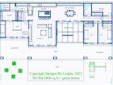 Underground Homes Floor Plans Underground House Plans