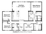 Unibilt Homes Floor Plans Unibilt Grandview D Flooplan D W Homes
