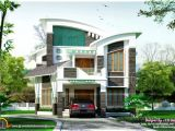 Unique Contemporary Home Plans March 2014 Kerala Home Design and Floor Plans