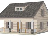 Unique Floor Plans for Small Homes Small House Plan Unique Small House Plans Cottage