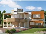 Unique Home Plans Floor Plan and Elevation Of Unique Trendy House Kerala