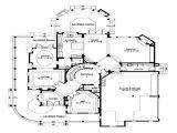 Unique Home Plans One Floor Small Luxury Floor Plans