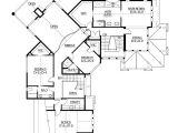 Unique Home Plans One Floor Unique Floor Plan with Central Turret 23183jd 2nd