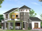 Unique Home Plans Unique 2220 Sq Feet Villa Elevation Kerala Home Design