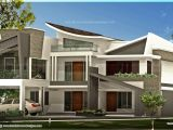 Unique Luxury Home Plans Unique Contemporary Luxury House Kerala Home Design and