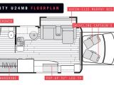 Unity Homes Floor Plans Leisure Travel Vans 39 Unity U24mb Gets It Right In Right